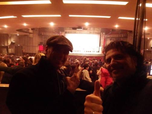 Mario Crescenzo (Neri per Caso) e Marco Grieco - Odissea the Musical al Teatro Sistina